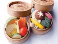 季節の温野菜680円