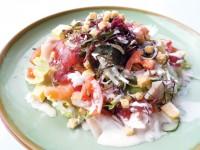 海鮮サラダ900円
